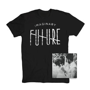 CD + Shirt Bundle (Black)