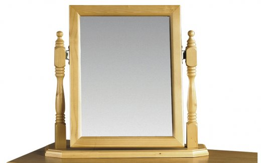 Julian Bowen Pickwick Dressing Table Mirror