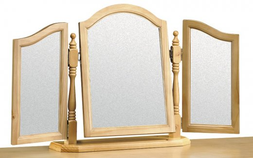 Julian Bowen Pickwick Triple Mirror