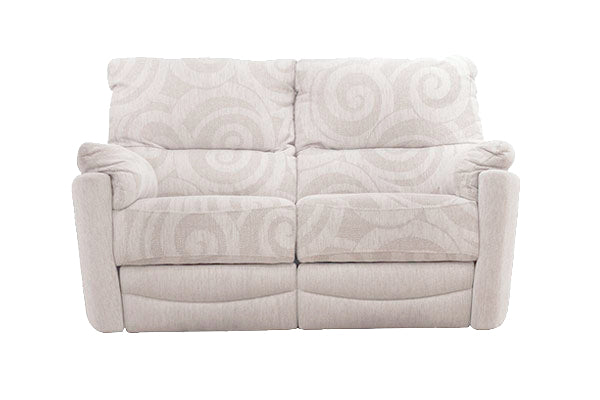 Metro Manual 2 Seater Recliner Sofa Standard Back Grade A