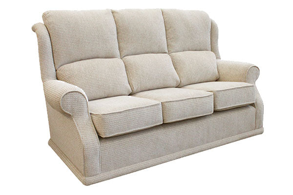 Balmoral 3 Seater Sofa High Back