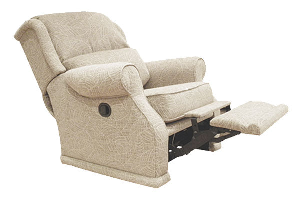 Balmoral Manual Recliner High Back