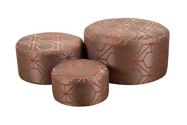 Dollie Footstool Plain