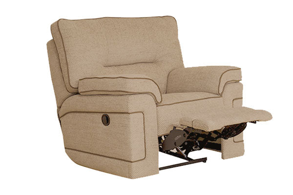 Plaza Electric Recliner Standard Back Grade A