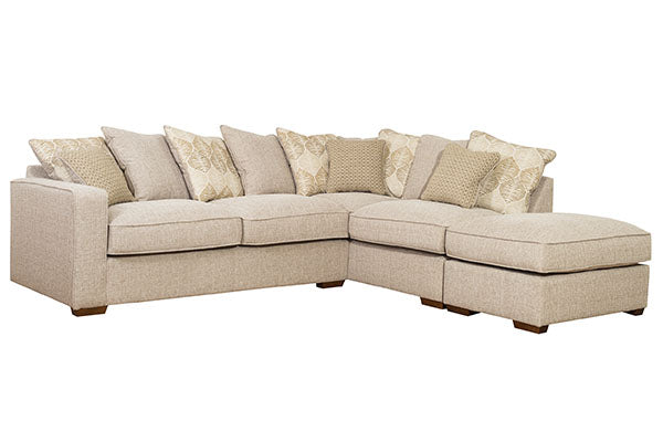 Chicago Pillow Back Corner Sofa