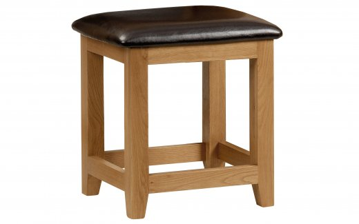 Julian Bowen Marlborough Dressing Stool