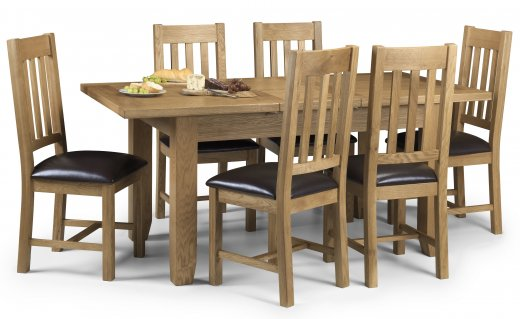 Astoria Dining Table & 6 Chairs