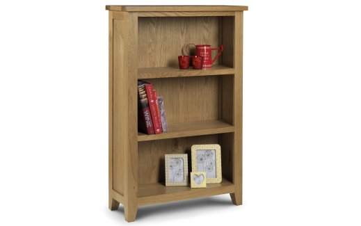 Julian Bowen Astoria Small Bookcase Assembled