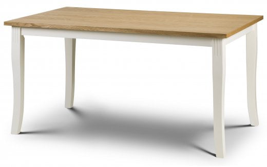 Julian Bowen Davenport Dining Table (150cm x 90cm)