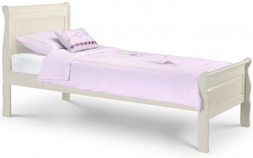 Julian Bowen Amelia Sleigh Bed Single