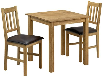 Coxley Set Price (Table + 2) Square Table