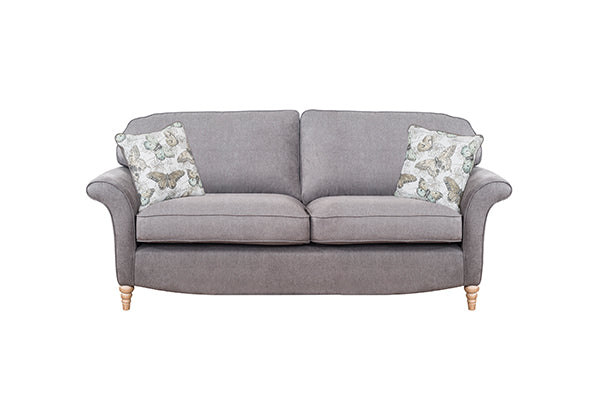 Enfield 3 Seater Sofa Standard Back Plain