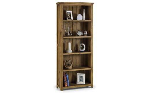 Julian Bowen Aspen Tall Bookcase