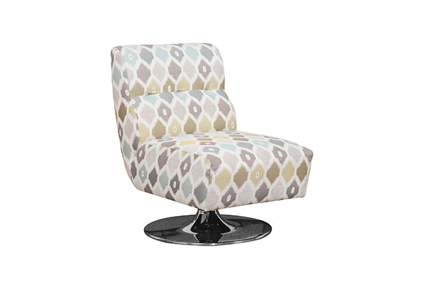 Harris Swivel Swivel Chair Plain