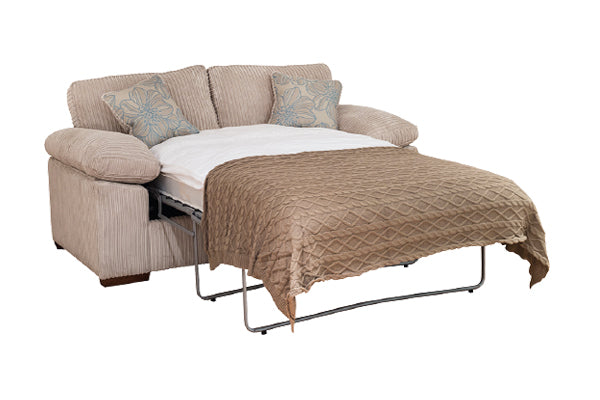Chelsea 2 Seater Sofabed Deluxe 120cm Action