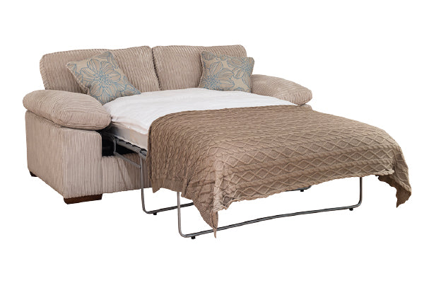 Chelsea 3 Seater Sofabed 140cm Action