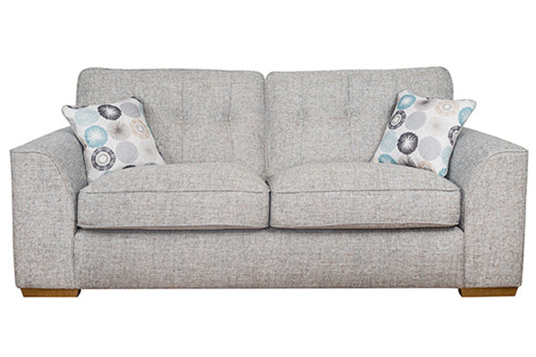 Kennedy 3 Seater Sofa Standard Back Grade A