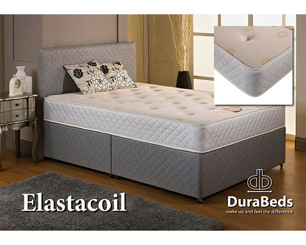 Durabeds Elastacoil 4 Drawer Divan