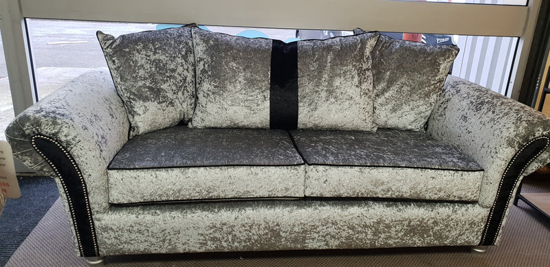 Glitz Crushed Velvet 3+2 Seater set