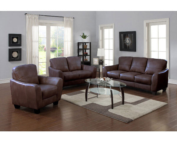Napoli Leather 3 Plus 2 Seater