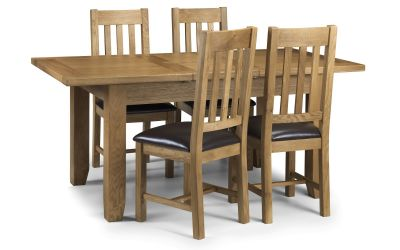 Astoria Dining Table & 4 Chairs