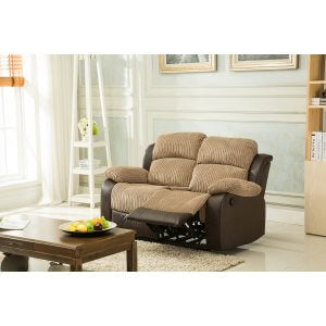 California Reclining Sofa Set 3+2 Seaters