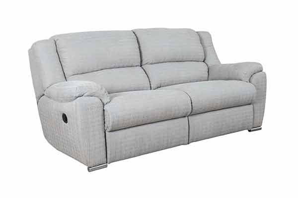 Blake 3 Seater Sofa Manual Reclining