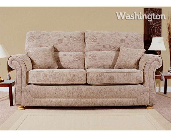 Ideal Upholstery Washington 3 Seater Sofa
