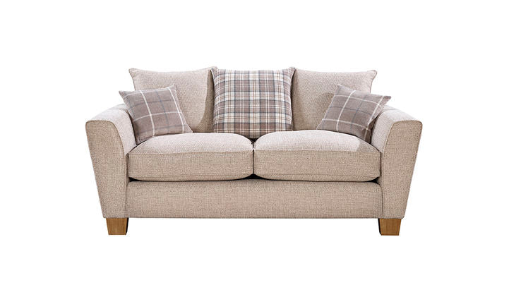 Allure 2 Seater Sofa in Beige