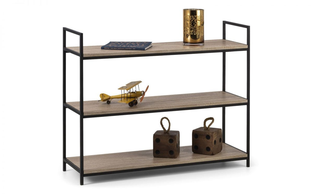 Trianna Low Bookshelf