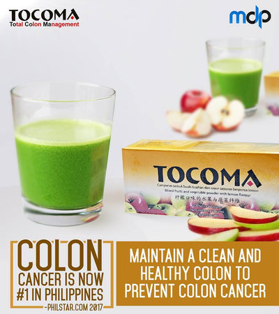 Tocoma Total Colon Cleansing