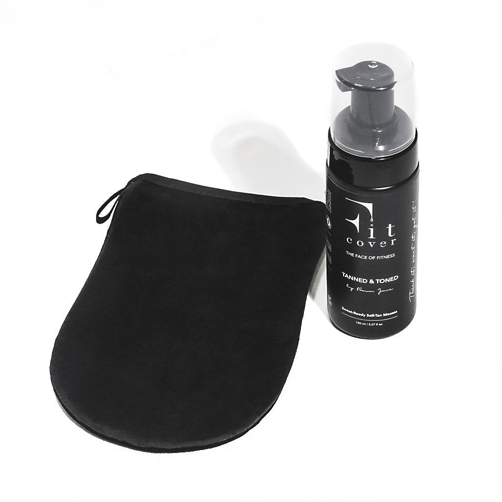 Fitcover Tanning Mitt