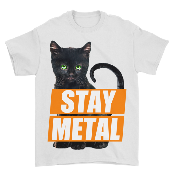Stay Metal Halloween