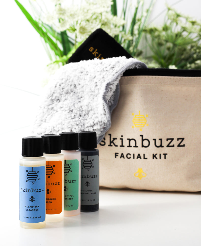 The Skinbuzz Facial Kit