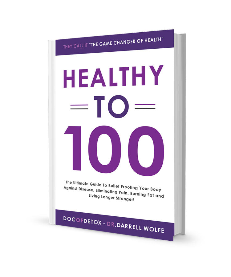 Healthy To 100 Book