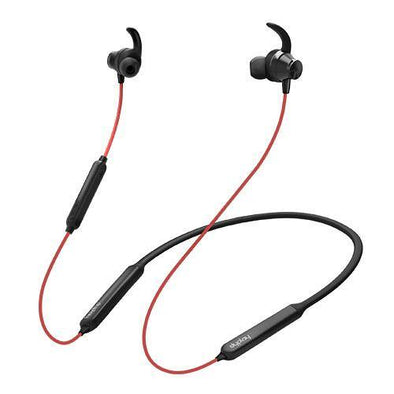 Dyplay  Anc Sport Bluetooth Earbuds Neckband Headset (Red)