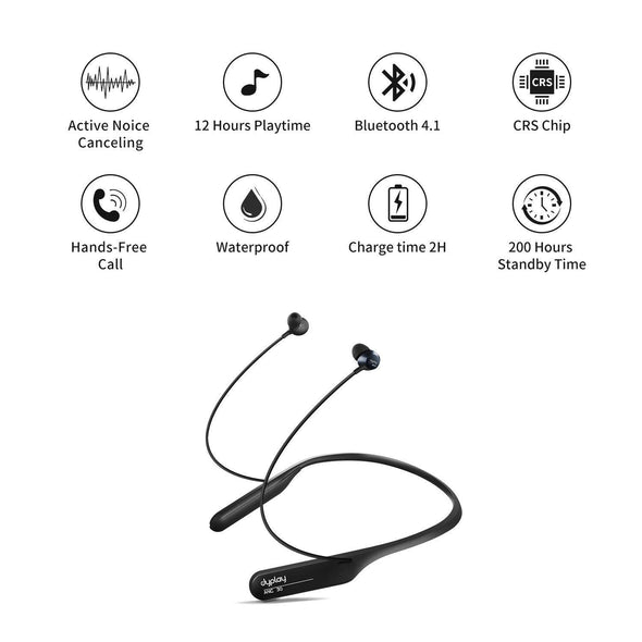 Dyplay Best Noise-Cancelling In-Ear Headphones