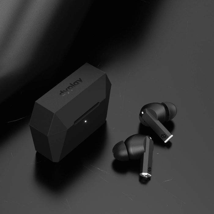 dyplay ANC Pods  Active Noise Cancelling True Wireless Earbuds