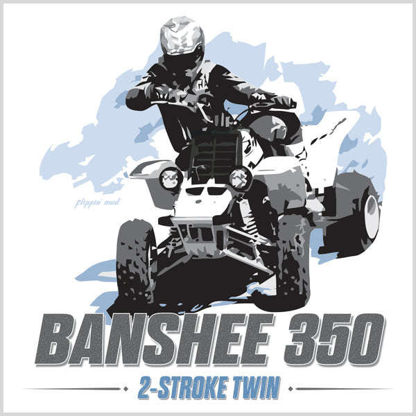 Banshee 350 Collection by Flippin' Mud®