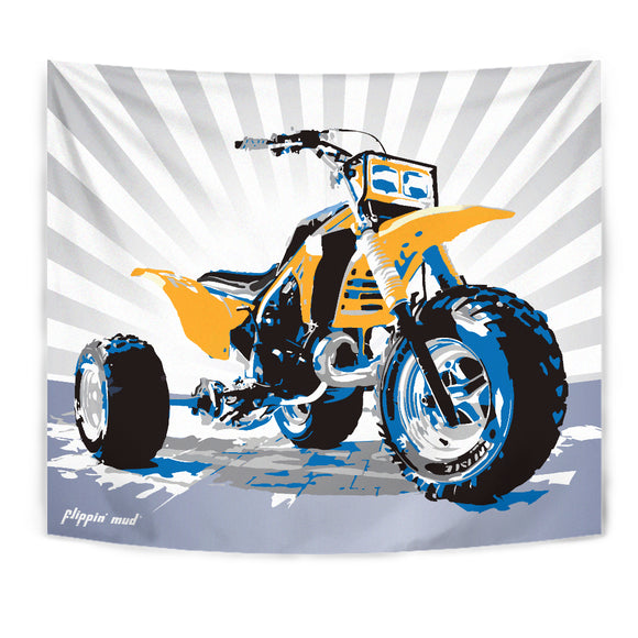 Tri-Z 250 Tapestry by Flippin' Mud®