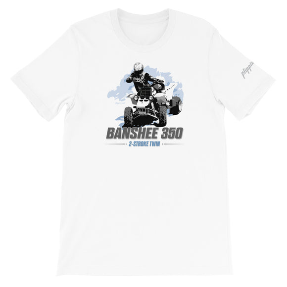 Banshee 350 T shirt by Flippin' Mud®