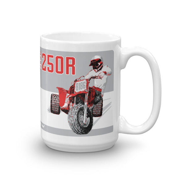 ATC 250R Mug by Flippin' Mud®