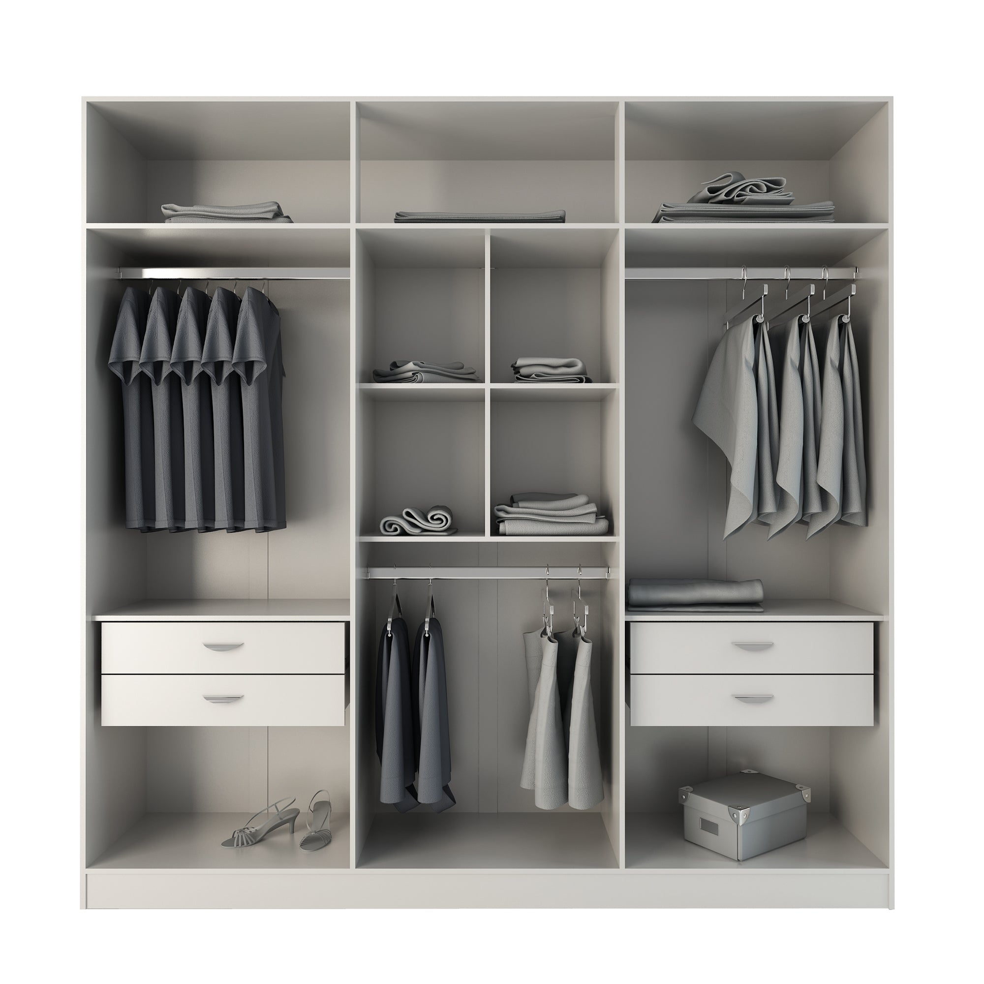from pin panel free cabinet hayneedle freestanding in closetmaid standing com wardrobe flat