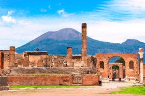 Naples + Rome + Palma - Group Shore Excursion