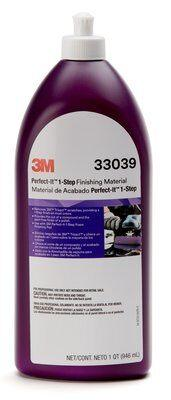 3M Perfect-It 1-Step Finishing Material - No Compounding!