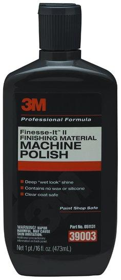 3M Finesse It Ii Finishing Material Machine Polish