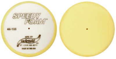 "Sm Arnold Speedy Foam 6"" Speedy Foam Compounding Pad"