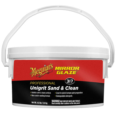 Meguiar's M317 Unigrit Sand and Clean