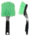 "Sm Arnold 10"" X-Treme Sg Pro Series Green Nylon Brush"