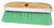 "SM Arnold Brush 10"" Bi-Level Green Nylon Truck/RV Wash Brush with Bumper"